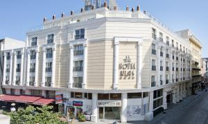 Klas hotel istanbul for Cheap hotels in istanbul laleli
